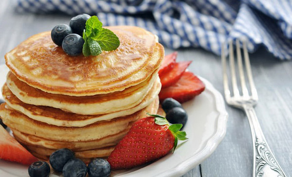 Holística Soy - pancakes panqueques veganos 1