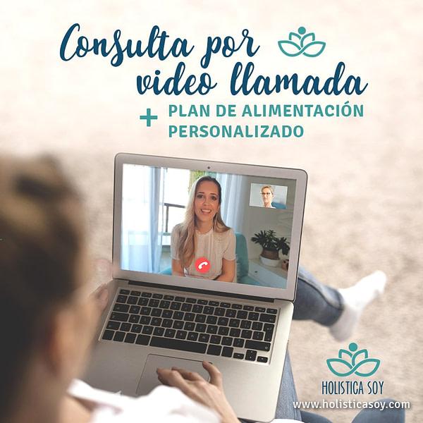 Holística Soy - Consulta video llamada 1