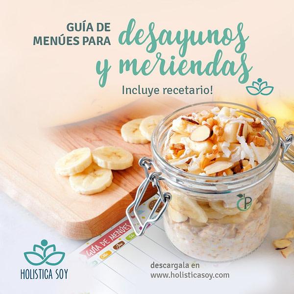 Holística Soy - desayunos y meriendas 2 1