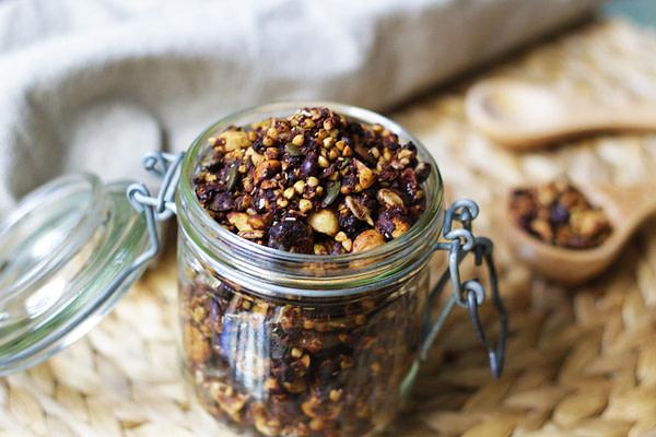 Holística Soy - granola crujiente 2 1