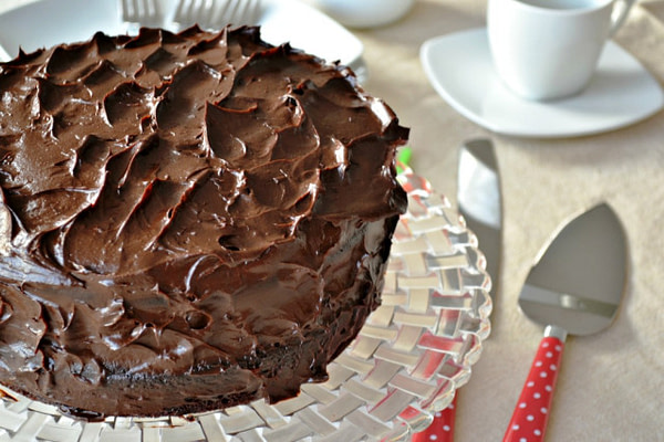 Holística Soy - torta chocolate 1