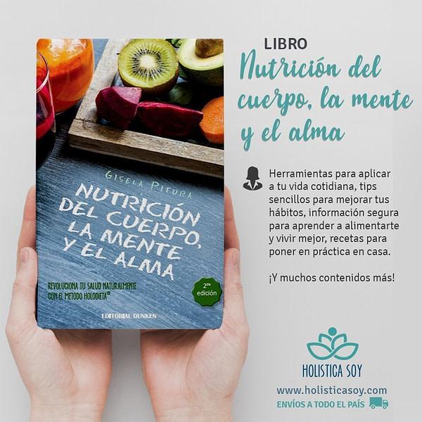 Holística Soy - libro nutricion 1