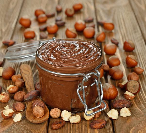Holística Soy - nutella 1